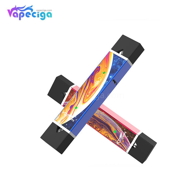 Kangvape D-pod V2 VV Mod Kit Real Shots 400mAh 0.7ml