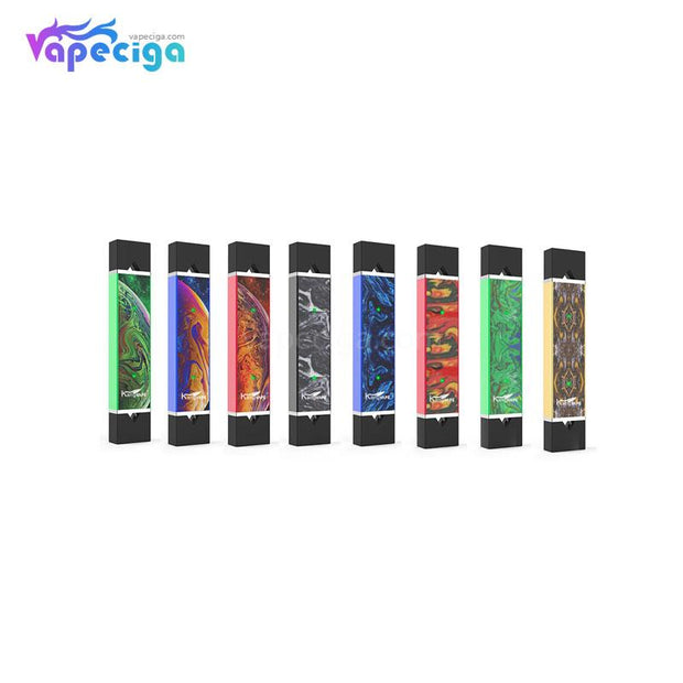 Kangvape D-pod V2 VV Mod Kit 8 Colors Available 400mAh 0.7ml