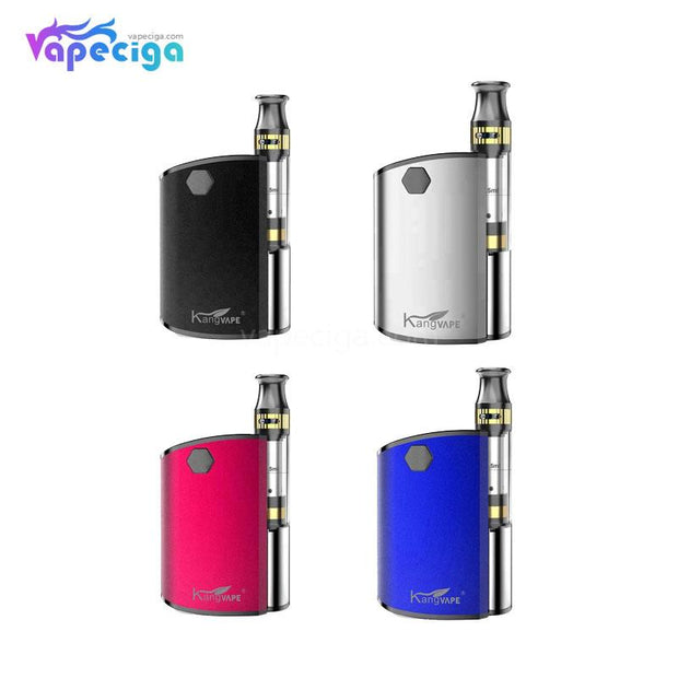 Kangvape Mini 420 VV Box Mod Kit 400mAh 0.5ml 4 Colors Optional