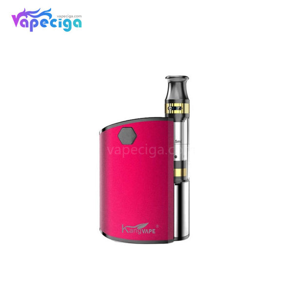 Kangvape Mini 420 VV Box Mod Kit 400mAh 0.5ml Red