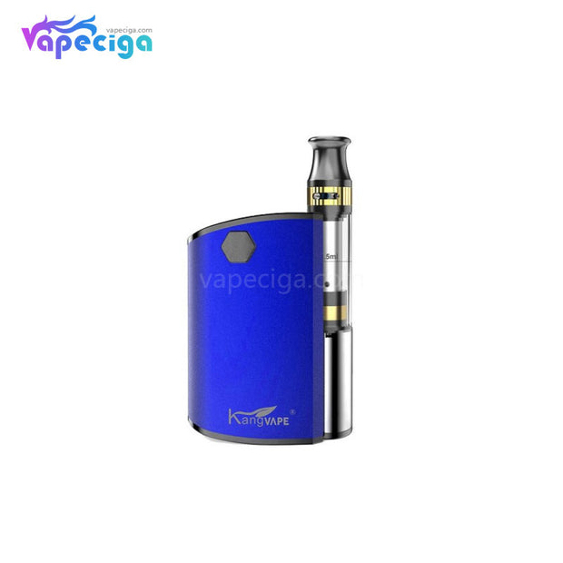 Kangvape Mini 420 VV Box Mod Kit 400mAh 0.5ml Blue