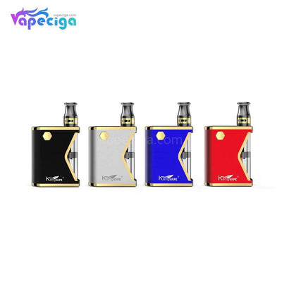 Kangvape Mini K VV Box Mod Kit 400mAh 0.5ml 4 Colors Available