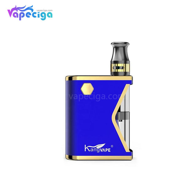 Kangvape Mini K VV Box Mod Kit 400mAh 0.5ml Blue