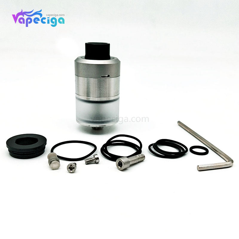 Kindbright Reborn Style RDTA 316SS 22mm 2ml