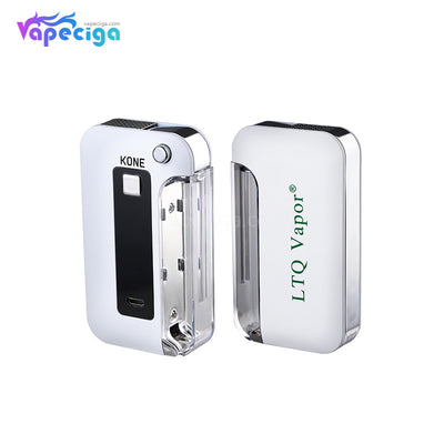 LTQ Vapor KONE 2-in-1 Battery 900mAh Silver
