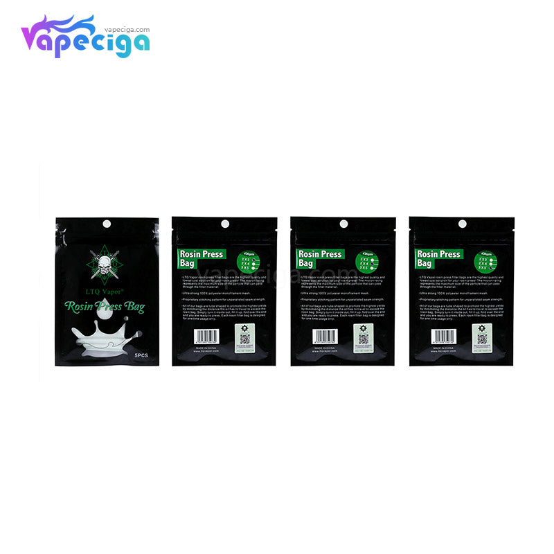 LTQ Vapor Rosin Press Bag 5PCs