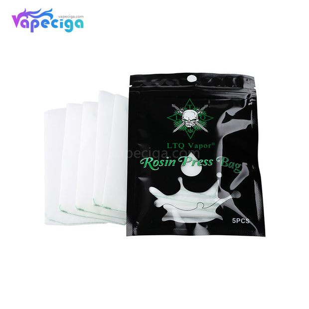 LTQ Vapor Rosin Press Bag 3 x 5