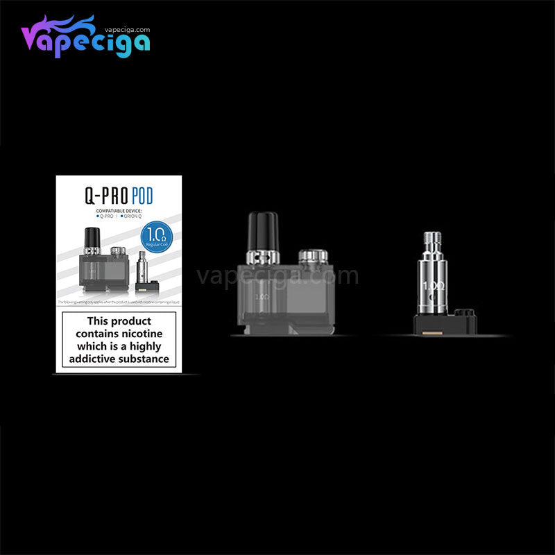 Lost Vape Orion Q-PRO Replacement Pod Cartridge 2ml