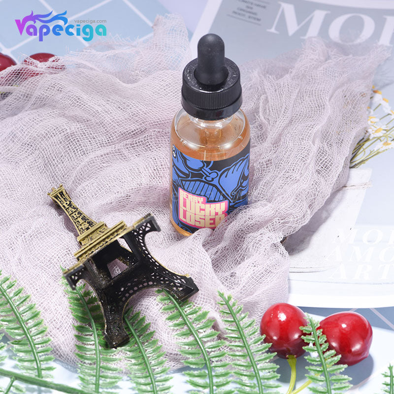 Lucky Loser E-liquid 70VG / 30PG 3mg 30ml