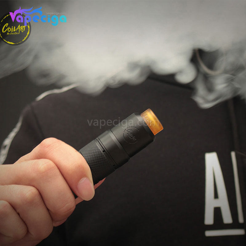 CoilART Mage V2.0 Mech Mod Stacked Edition
