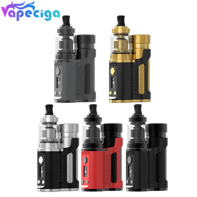 MECHLYFE PARAMOUR SBS 80W TC Box Mod Kit