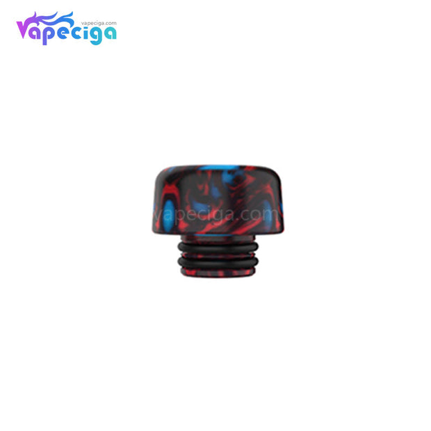 MECHLYFE 510 DL Drip Tip Resin Red