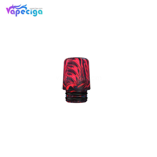 MECHLYFE 510 MTL Drip Tip Resin Red