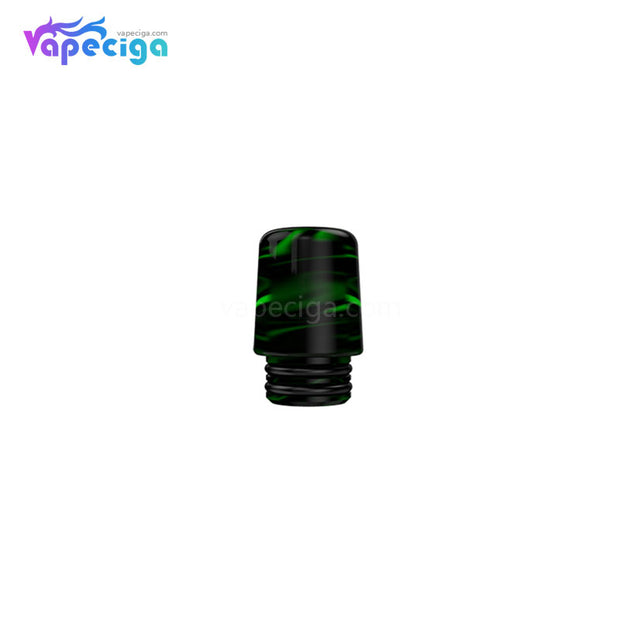 MECHLYFE 510 MTL Drip Tip Resin Green
