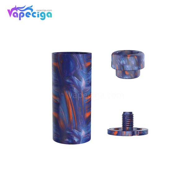 MECHLYFE Arcless Resin Sleeve Kit Blue