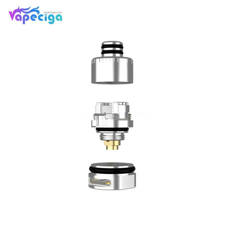 MECHLYFE Replacement RBA Coil Head for Smok RPM40