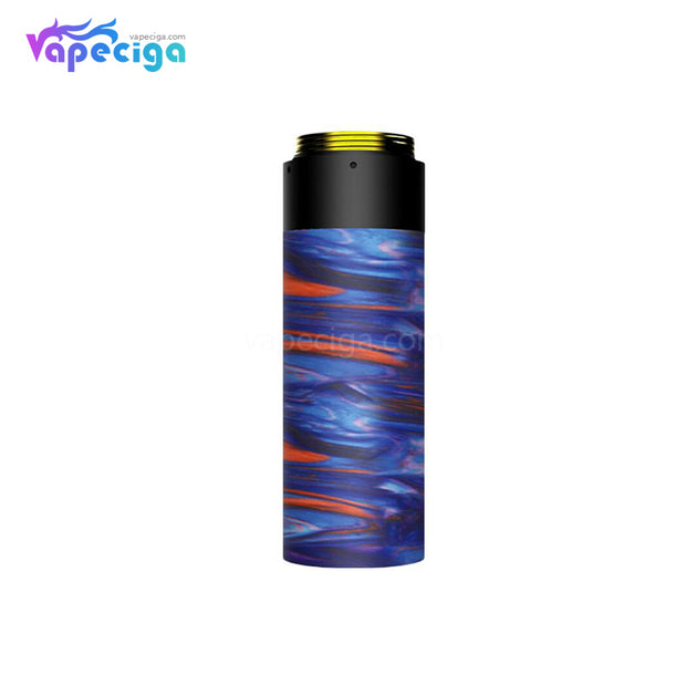Mechlyfe x AmbitionZ Vaper ARCLESS Stacked Tube Resin Blue
