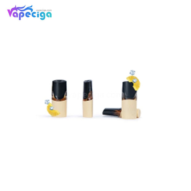 MOTI Replacement Pre-filled Pod Ice Pineapple 1.8ml 4PCs Chinese Edition