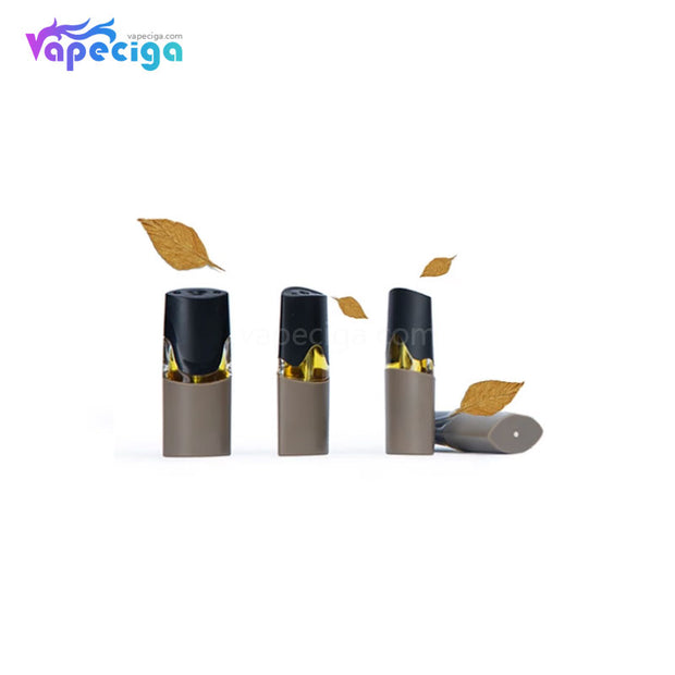 MOTI Replacement Pre-filled Pod Tobacco 1.8ml 4PCs Chinese Edition