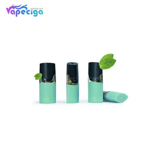 MOTI Replacement Pre-filled Pod Menthol 1.8ml 4PCs Chinese Edition