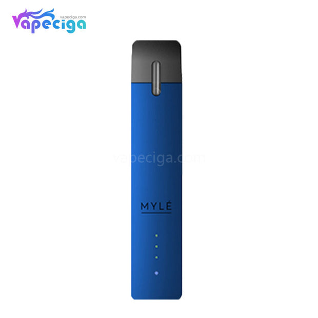 MYLE Pre-filled All-in-one Starter Kit Royal Blue 240mAh 0.9ml