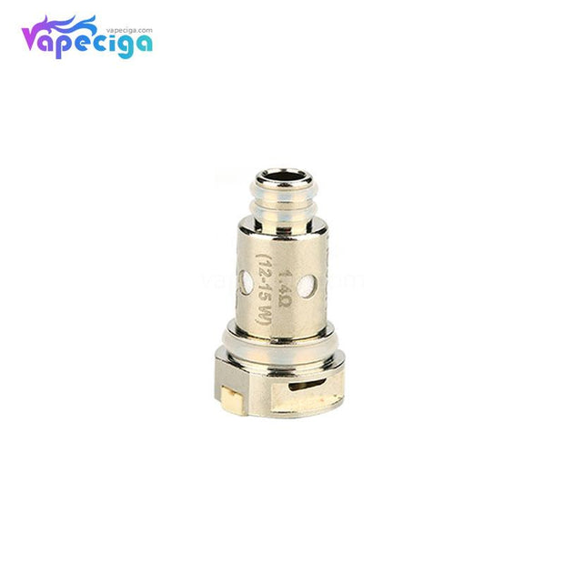 Nevoks Lusty 1.4ohm 12-15W Replacement Ceramic Coil Head Silver