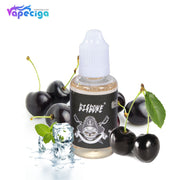 New Bigbone E-liquid 40PG / 60VG 0mg / 3mg 30ml Black Cherry