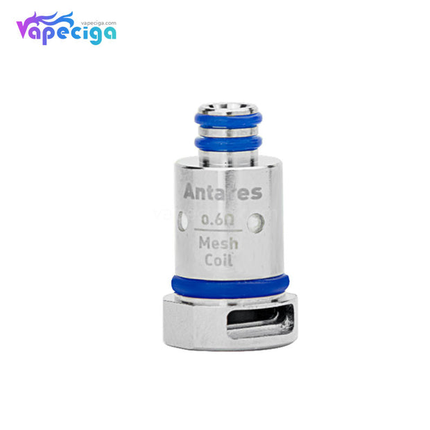 Nikola Antares Replacement 0.6ohm Mesh Coil 5PCs