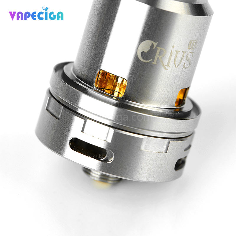 OBS Crius II RTA Daul Coil Version 4ml
