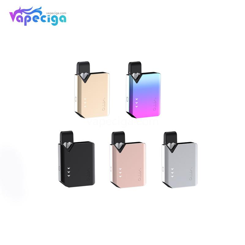 OCO VITO Vape Pen Battery 740mAh Compatible with JUUL Pod Cartridge