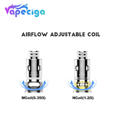 OVNS Replacement Coil 0.35ohm/1.2ohm