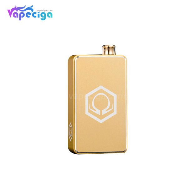 Ohm Vape AIO Pod Starter Kit 3ml Gold