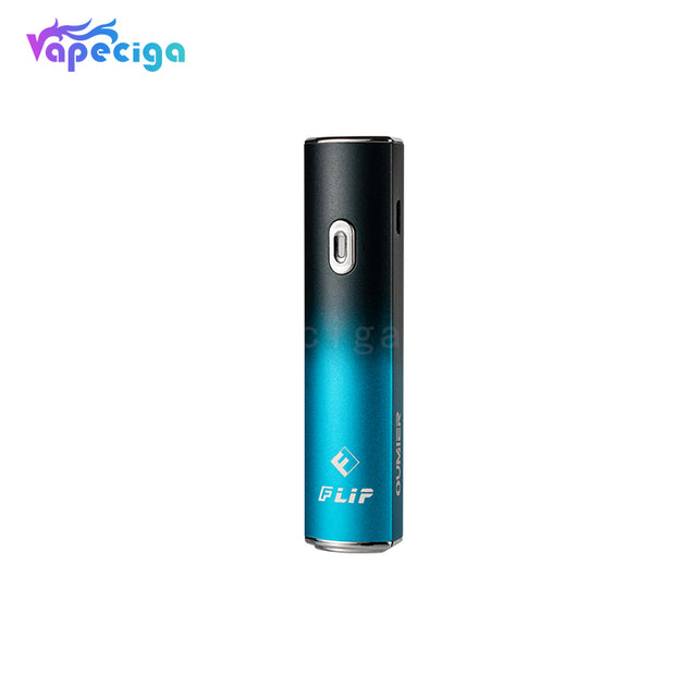 Oumier Flip 2-in-1 Vape Pen Battery 550mAh Blue
