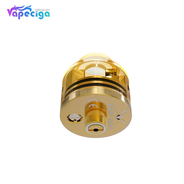 Oumier Wasp Nano RDA Bottom Details