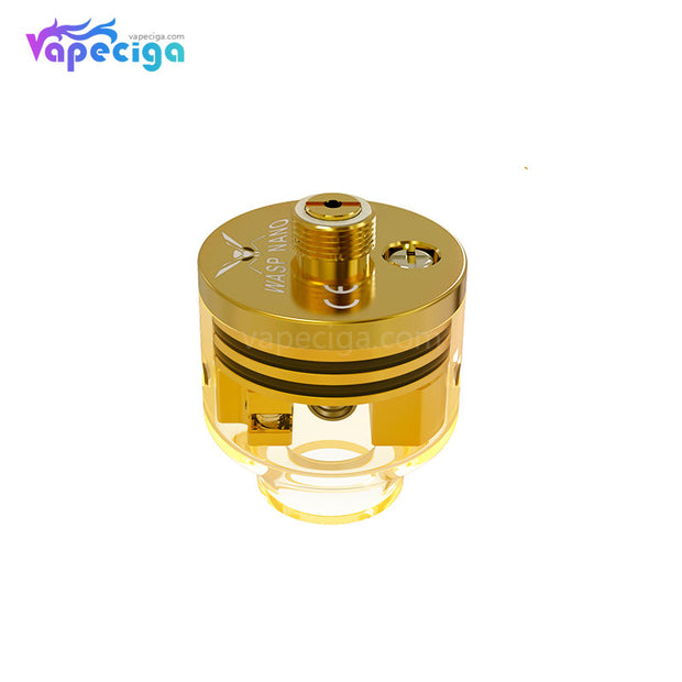 Oumier Wasp Nano RDA Overview