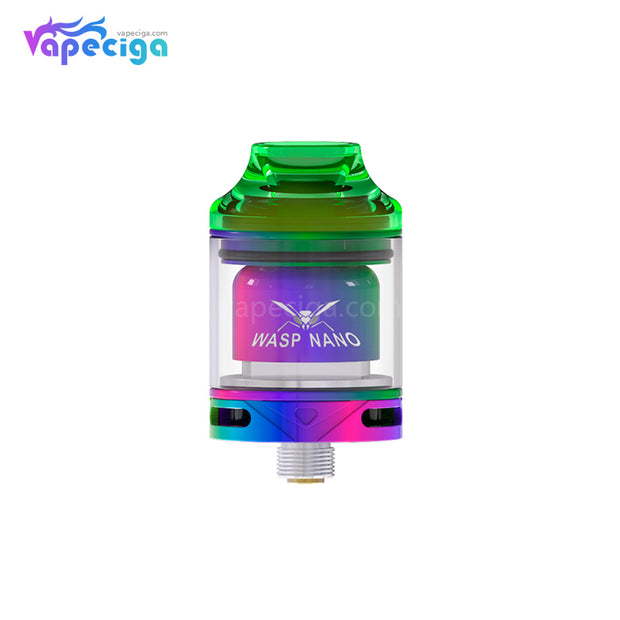 Oumier Wasp Nano RTA Kit Rainbow