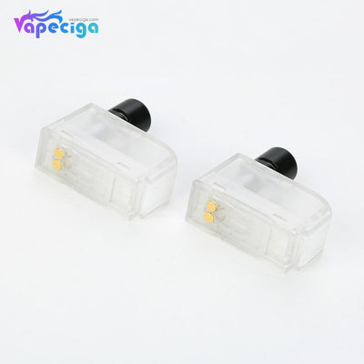 Purge Mods Ally Replacement Pod Cartridge 2ml 2PCs Clear