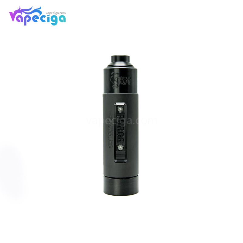Purge Mods Slam Piece B5 Mechanical Mod Kit