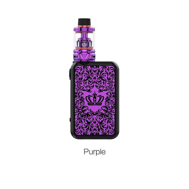 Purple Uwell Crown 4  IV Kit with Crown 4  IV Tank