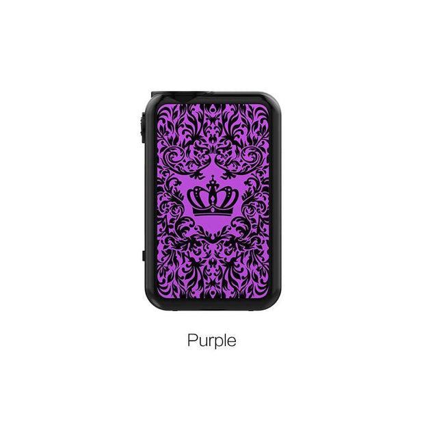 Purple Uwell Crown 4  IV 200w TC Box Mod