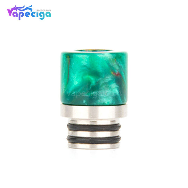 REEVAPE AS103 Straight Resin + Stainless Steel 510 Drip Tip - Green
