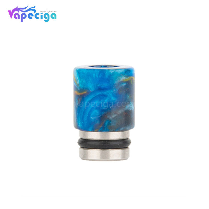 REEVAPE AS104 Straight Resin + Stainless Steel 510 Drip Tip with Single Washer