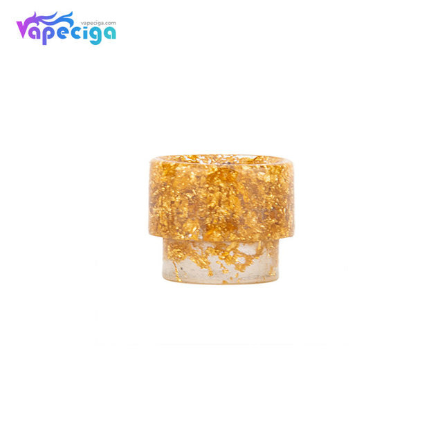 Gold REEVAPE AS107C Resin 810 Drip Tip