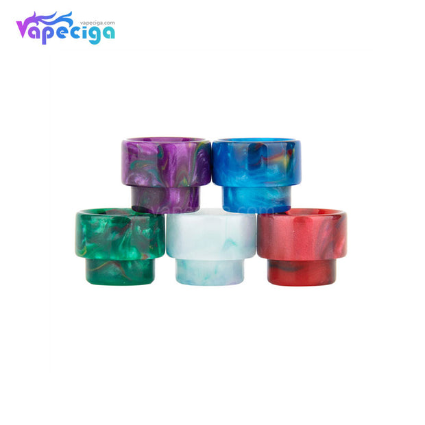 Reevape AS107 Resin 810 Drip Tip 5 Colors Available