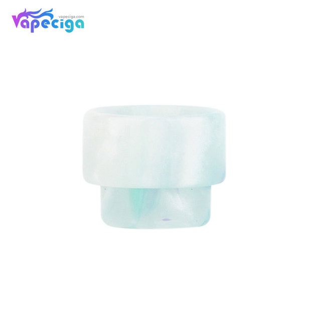 White Reevape AS107 Resin 810 Drip Tip