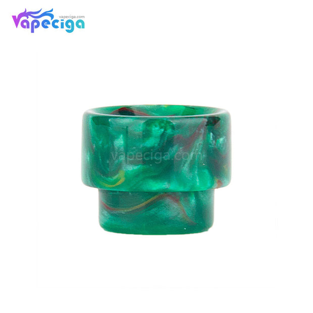 Green Reevape AS107 Resin 810 Drip Tip