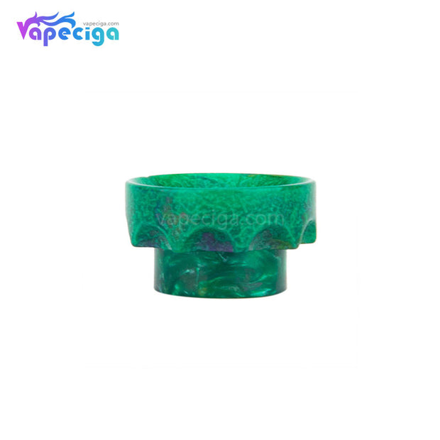 Green REEVAPE AS108 Short Resin 810 Drip Tip