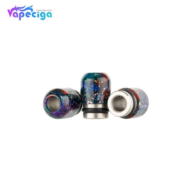 REEVAPE AS109E Resin + Stainless Steel 510 Drip Tip 3 Colors Availale