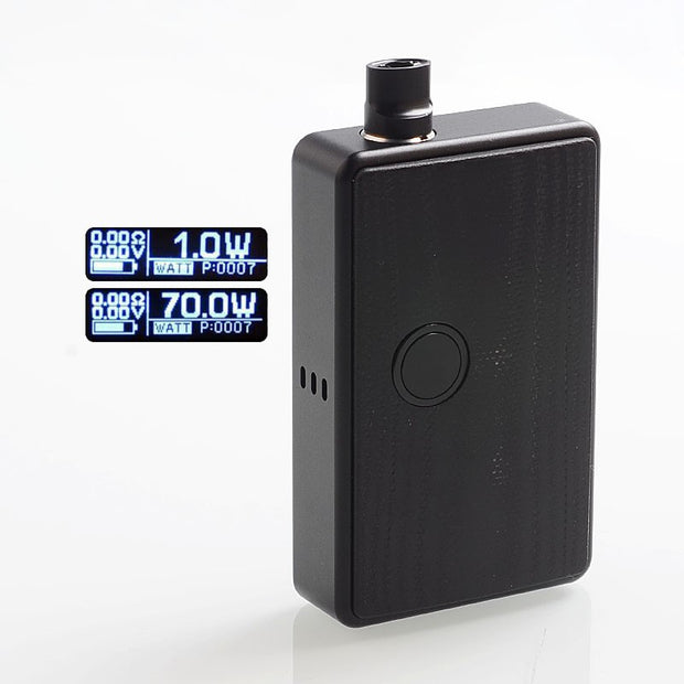 SXK BB Style VW TC Box Mod Kit 70W Single 18650 Battery