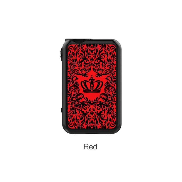 Red Uwell Crown 4  IV 200w TC Box Mod